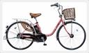電動アシスト自転車のサイズの目安